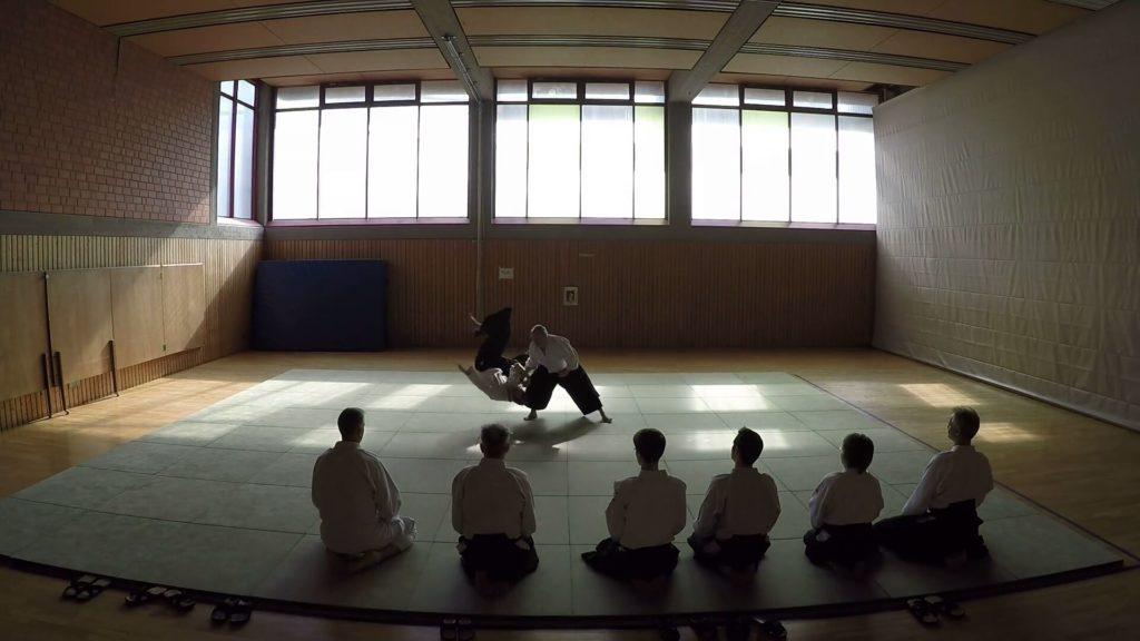 Japanische Kampfkunst kostenlos kennenlernen