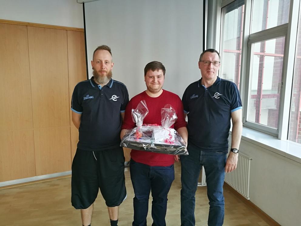 Jugendtrainer Tobias Guting bei Alba Berlin unter Vertrag
