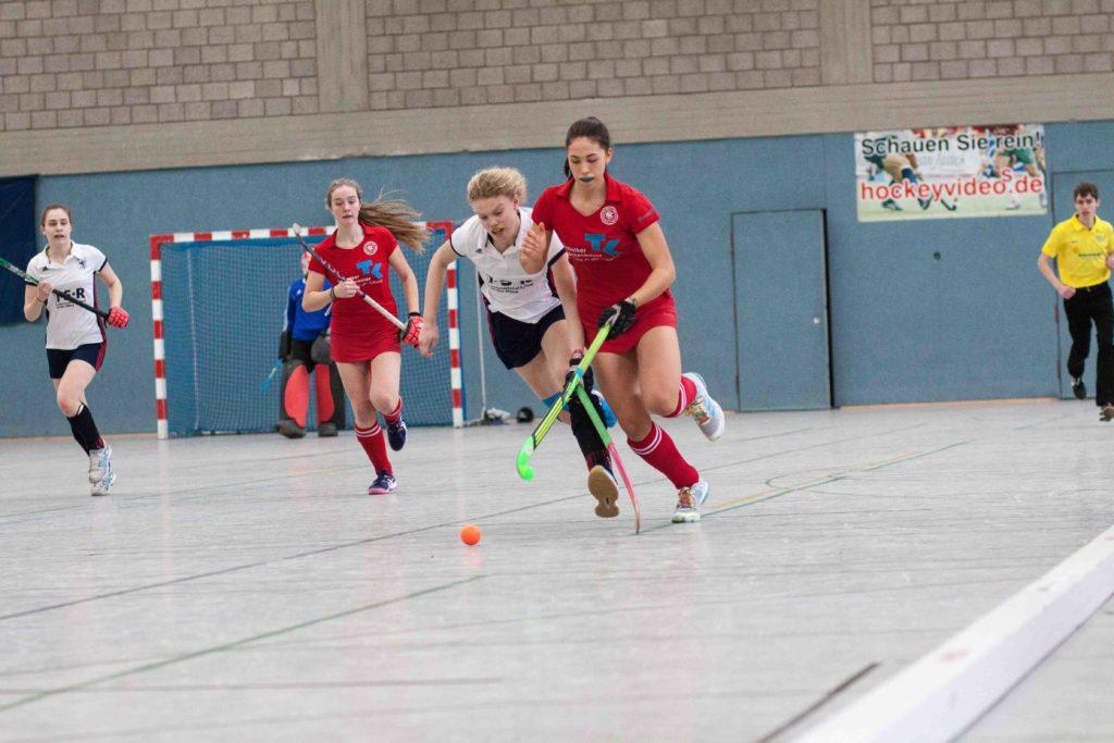 TSC Eintracht zeigt Jugendhockey auf höchstem Niveau