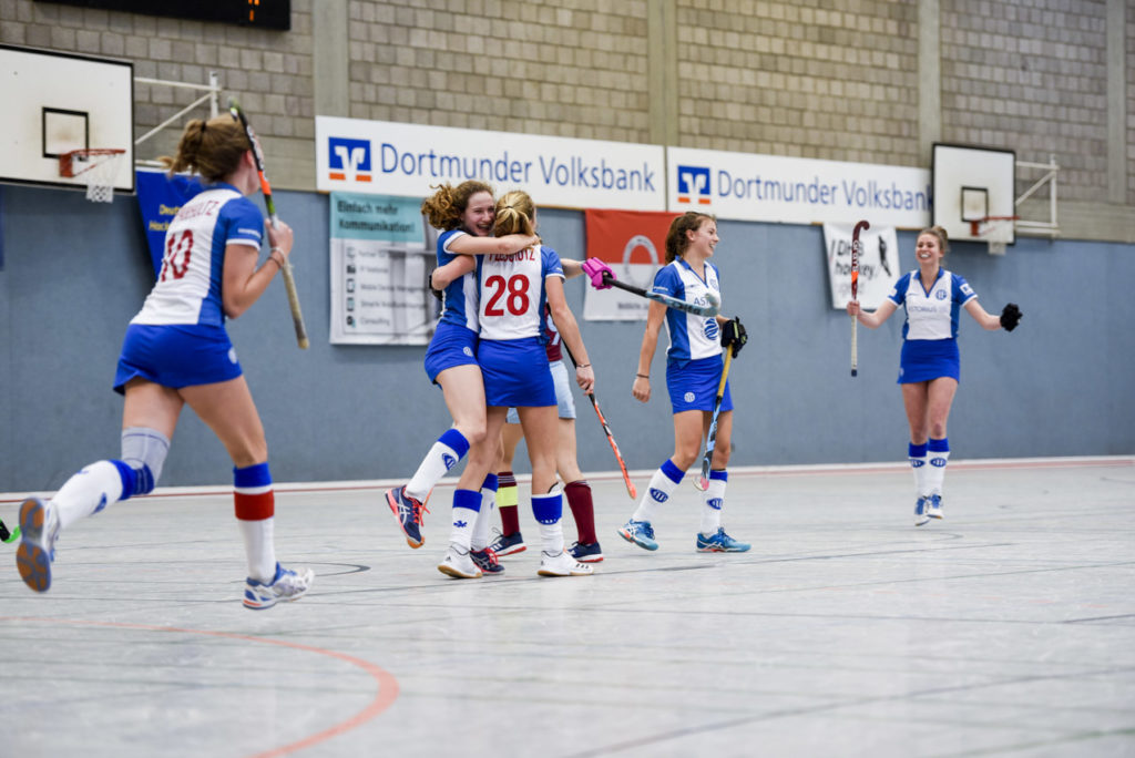 Hanseatisches Finale bei der Hockey-DM in Dortmund