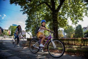 Radeln für ein gutes Klima - der TSC Eintracht beteiligt sich am STADTRADELN | Foto: Klima-Bündnis
