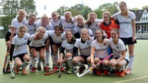 Inoffiziell haben sie die Hockey-Meisterschaft schon gewonnen: Die 1. Damen des TSC Eintracht Dortmund