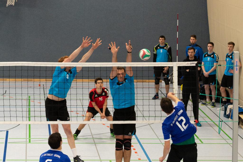 Volleyball und Corona