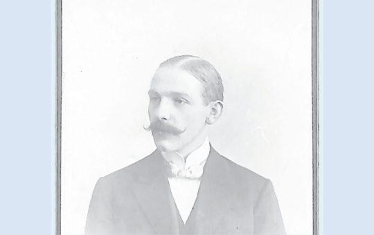 Der große deutsche Fußballpionier Walter Sanß