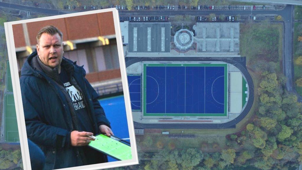 Erfolgs-Hockeytrainer des TSC Eintracht Dortmund: Jens Höttemann