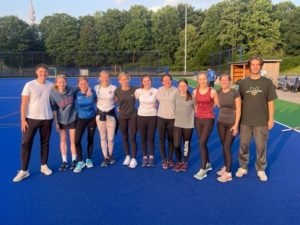 Neue qualifizierte Trainerinnen und Trainer für die Hockey-Abteilung des TSC Eintracht Dortmund.
